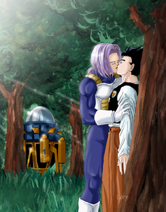 I came back for you Gohan-Gohan x Trunks-Lory-ibDBZ Reloaded-b The Yaoi Saga -i-Thumb131